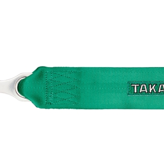 Tow strap green