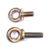 Eye-bolt 22mm long for snap-on attachment