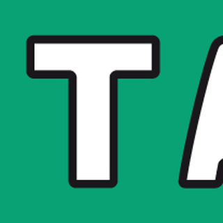TAKATA sticker large